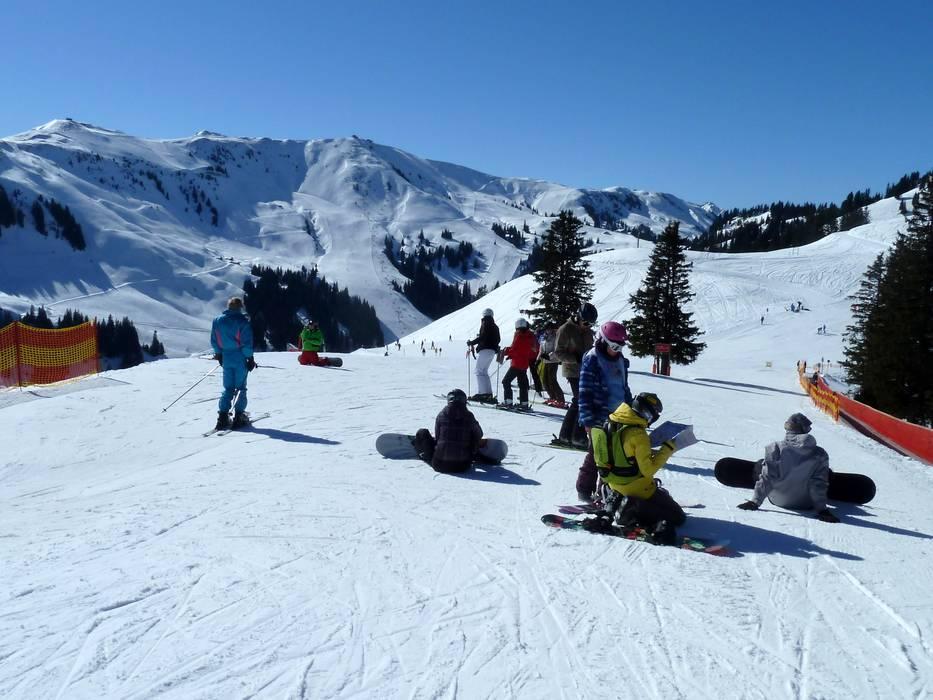 Uludag Bursa Skiing