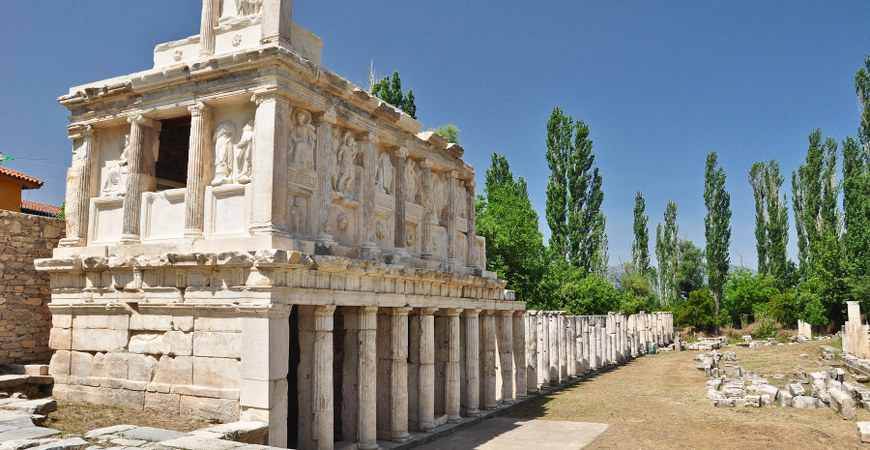 Aphrodisias and Pamukkale Tours