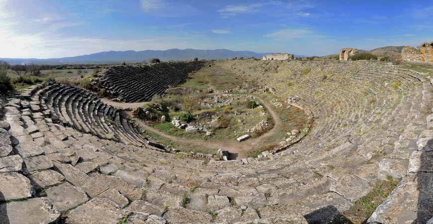 Aphrodisias and Pamukkale Tour