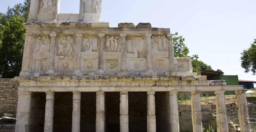 Aphrodisias Trip