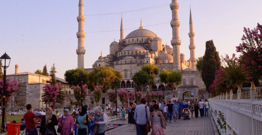 One day stopover tour in Istanbul from cruise port & airport