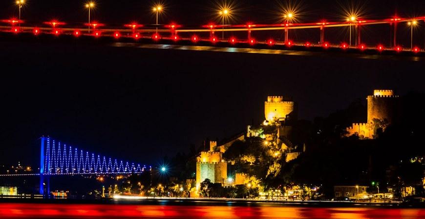Istanbul Night Cruise