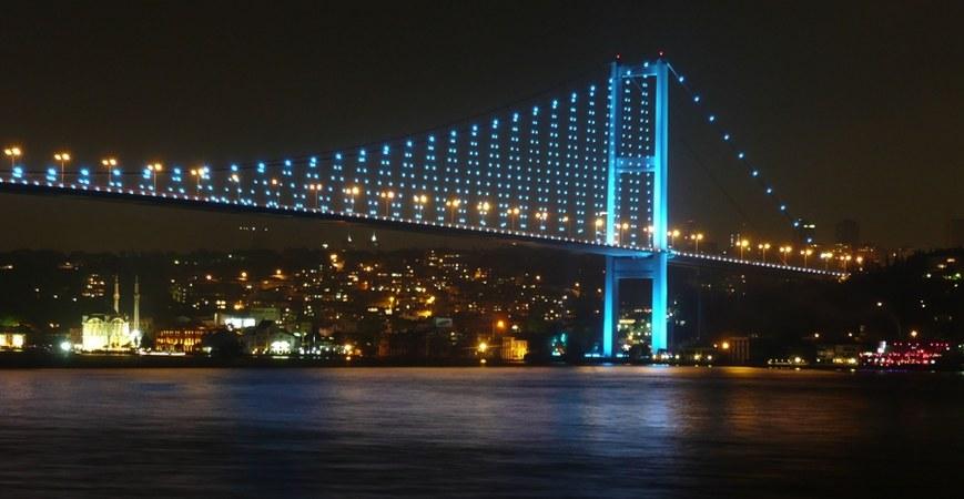 Dine in Istanbul Bosphorus