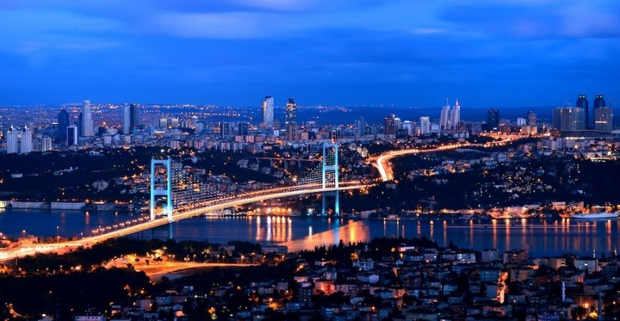 Bosphorus dinner cruises