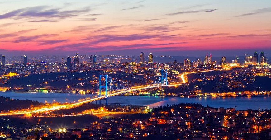 Istanbul Bosphrus Dinner Cruises
