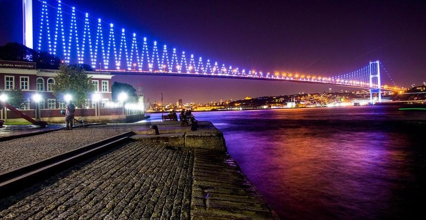 Istanbul Bosphrus Dinner Cruise