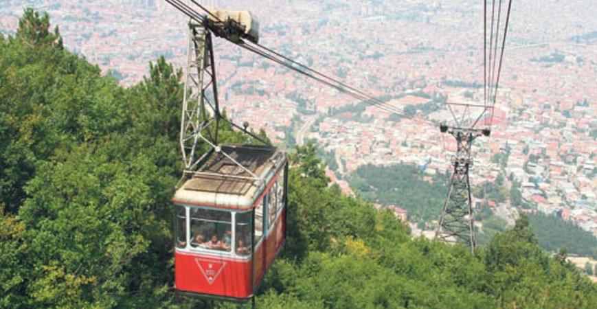 Tours to Bursa