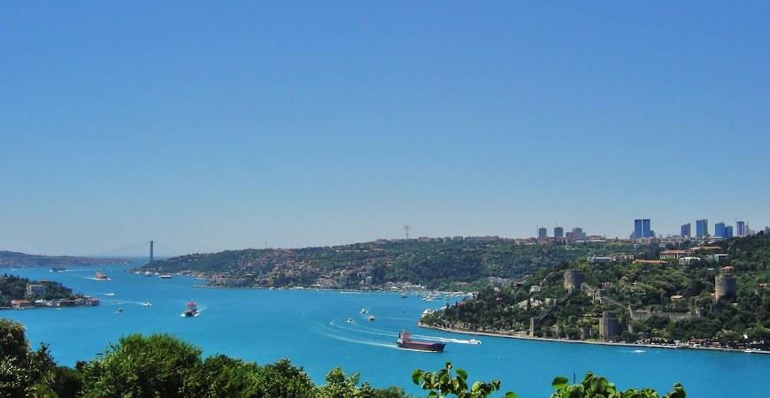 Istanbul Camlica Hill