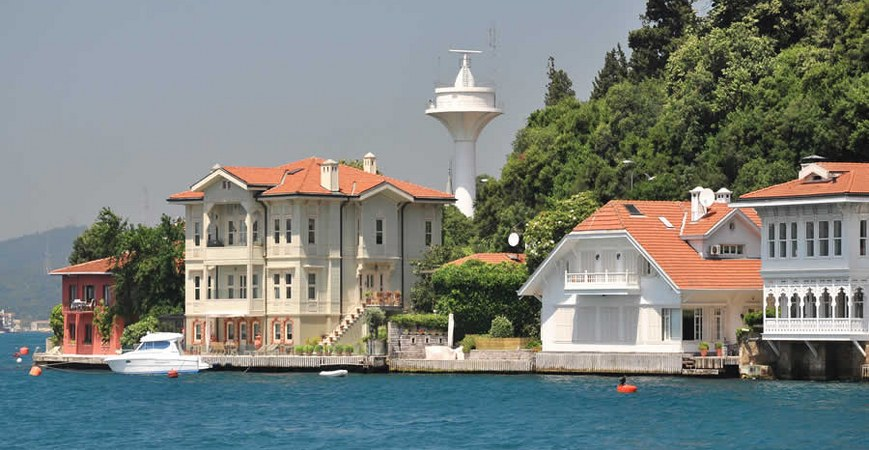 Bosphorus Sightseeing Cruise