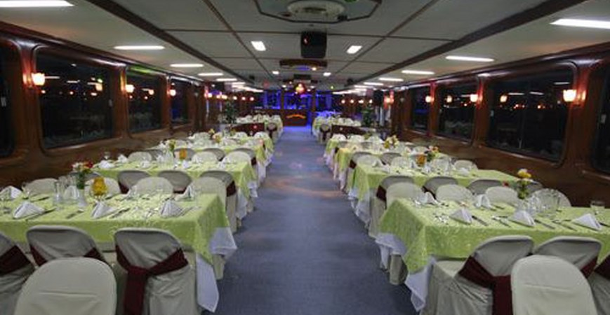 dinner cruise on the bosphorus istanbul