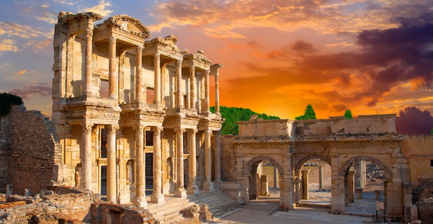 create your ephesus agean coast tours