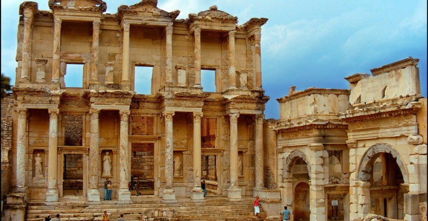 Ephesus Tours are available from Istanbul, Kusadasi, Izmir, Selcuk, Fethiye, Bodrum and other cities of Turkey.