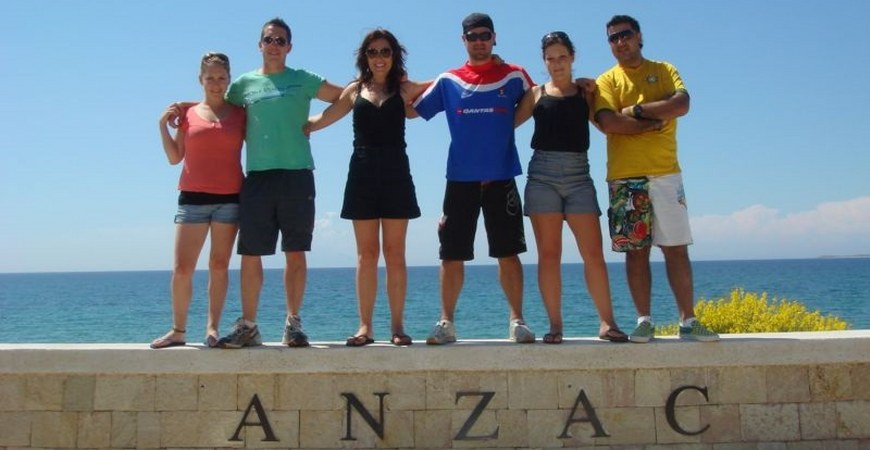 Gallipoli day tour