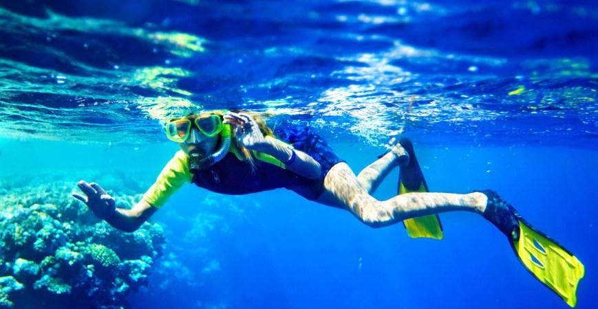 Snorkelling Tours in Gallipoli
