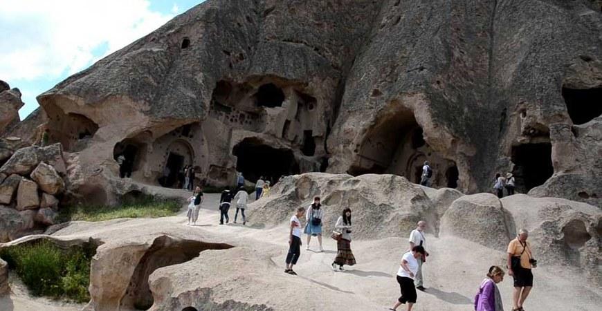 Cappadocia Underground City Tour
