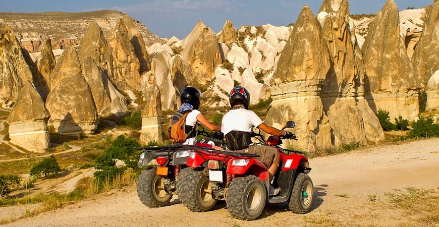 ATV Tours in Cappadocia