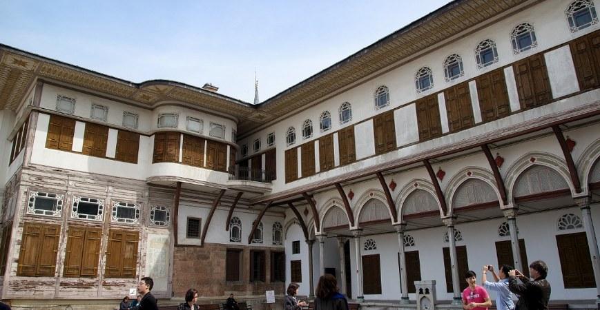 Topkapi Palace Harem Tour