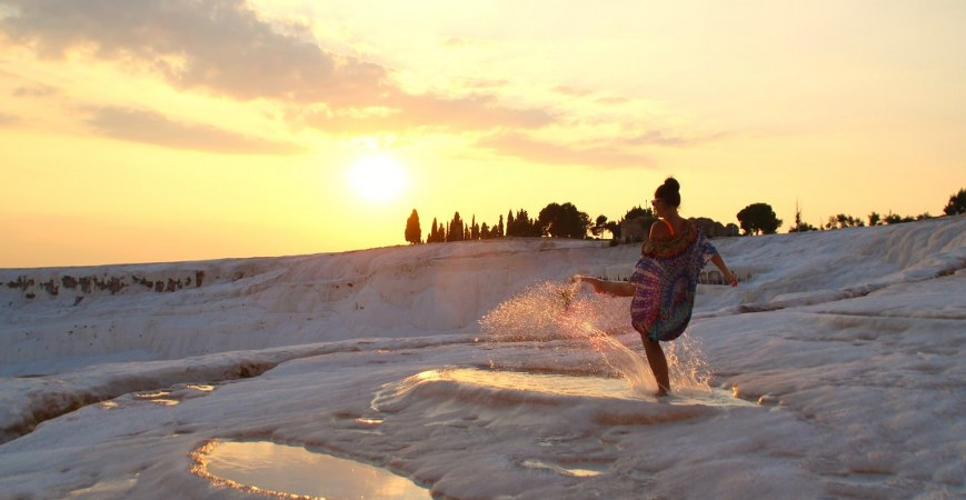 Pamukkale Turkey Tours