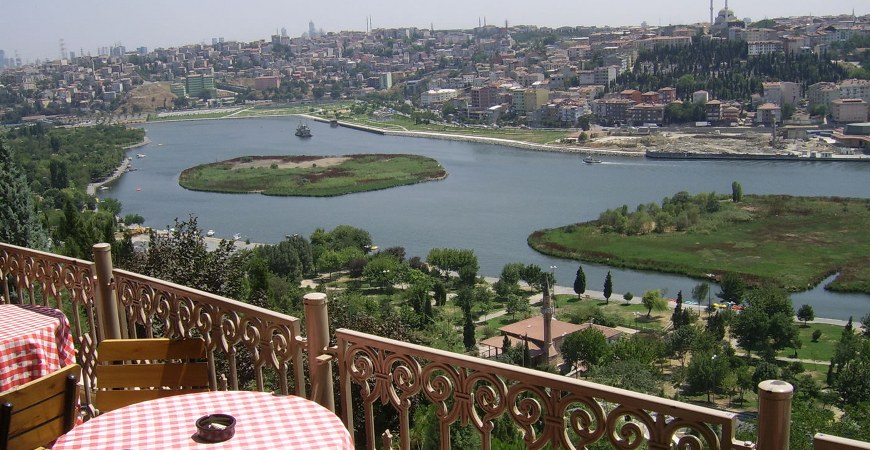 Pierre Loti Hill Istanbul