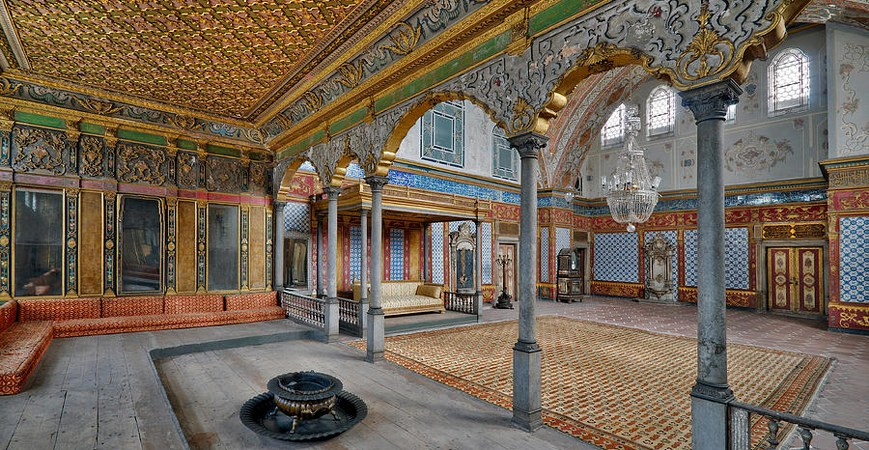 Topkapi Palace Tour in Istanbul