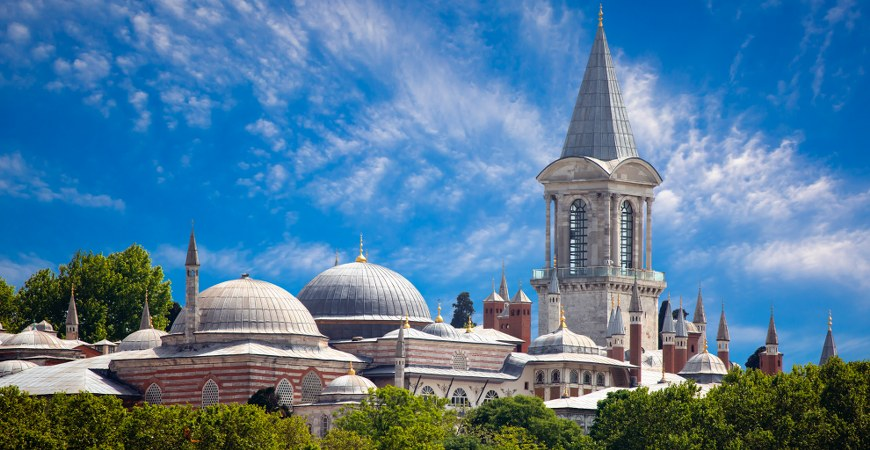 Istanbul Topkapi Palace Tours