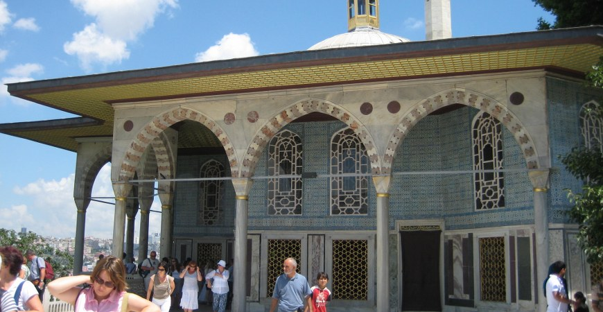 Topkapi Palace Istanbul Guided Tours