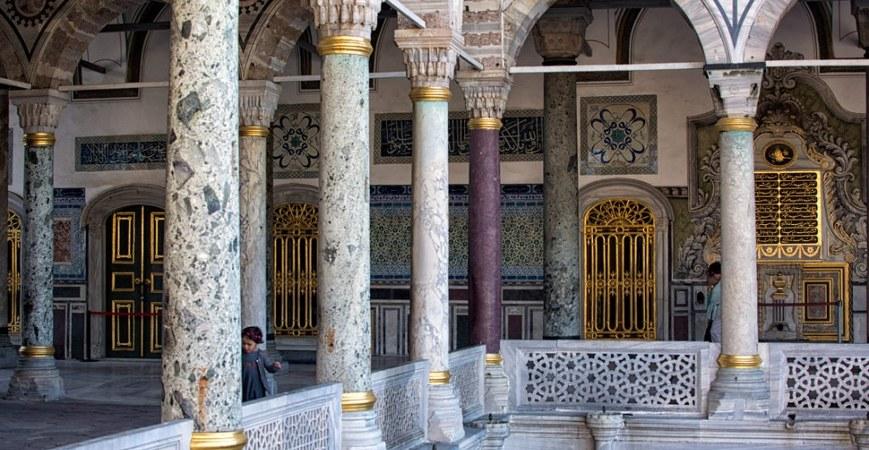 Istanbul Topkapi Palace Museum Tour