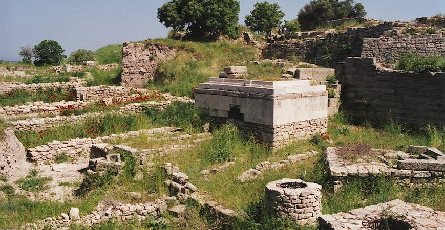 Gallipoli Troy Assos And Local Village Tour