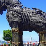Troy Tour from Istanbul