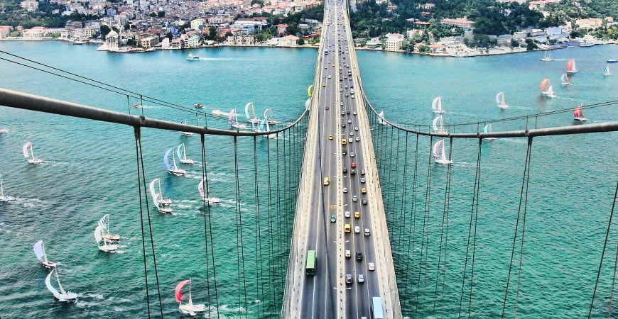 Bosphorus Boat Cruise Tours