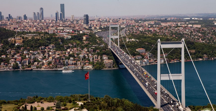 Best of Istanbul Bus & Boat Cruise