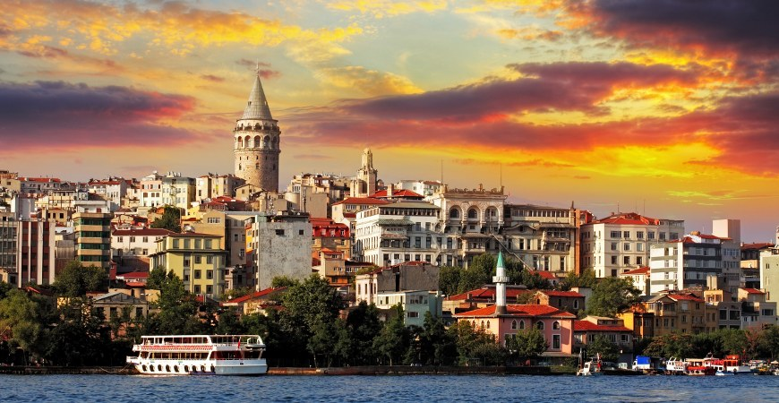 Bosphorus Boat Cruise Sightseeing Tours