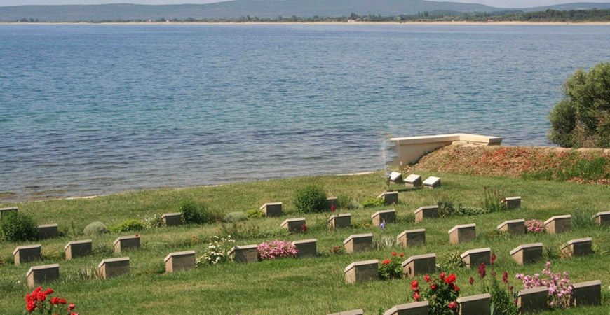 Gallipoli Troy Tour and boat trip