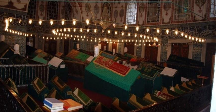 Tombs of Sahaba