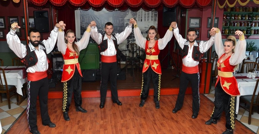 New Years Istanbul Pasha Turkish Night Show