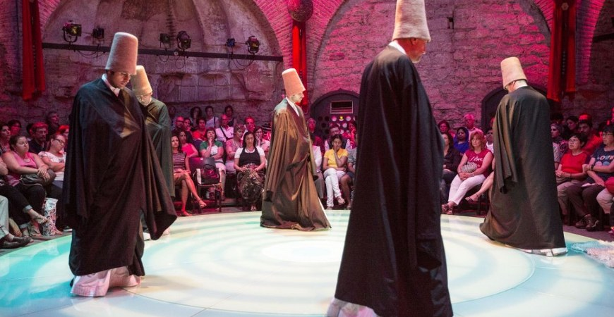 Whirling Dervish Ceremony in Istanbul gives you a chance to understand the Sufism. Whirling Dervishes Ritual in Istanbul is the best example of the Rituals of Mevlana Celaleddin Rumi in Konya