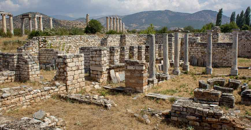 Aphrodisias and Pamukkale Tours