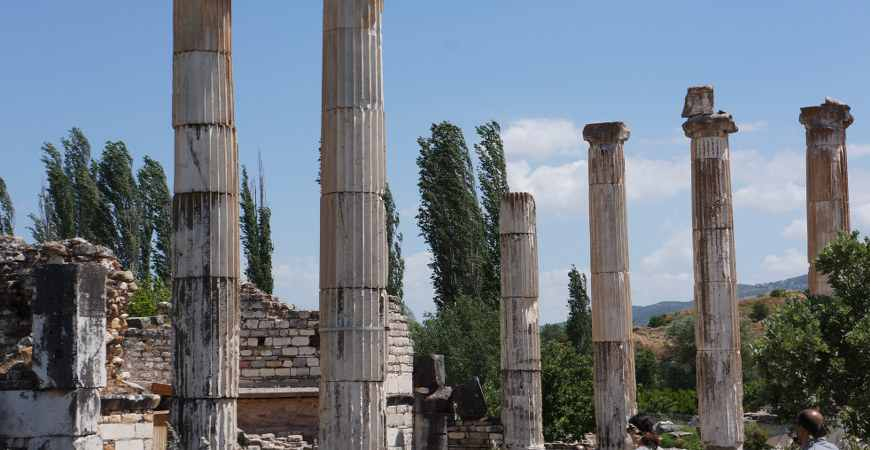 Aphrodisias Travel