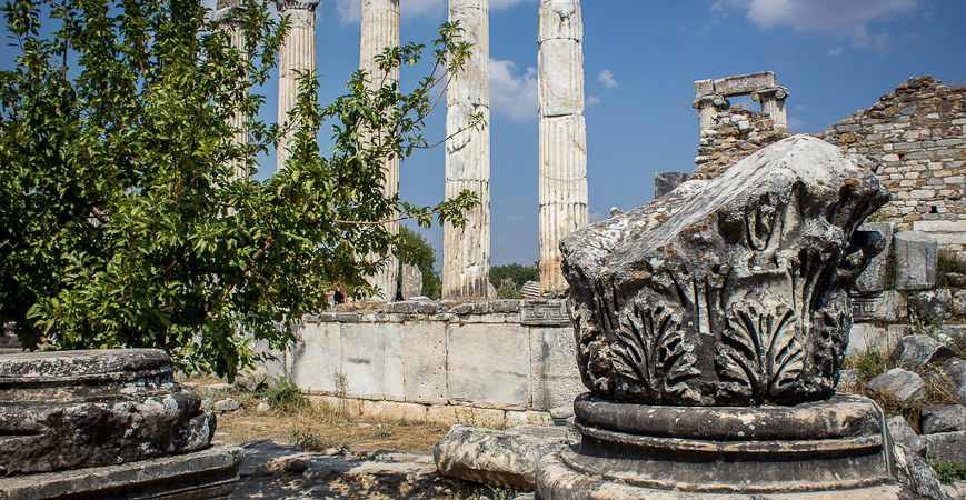 Aphrodisias Tour in Turkey
