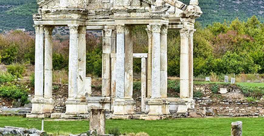 Pamukkale Aphrodisias Tour