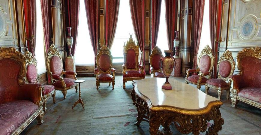 Beylerbeyi Palace Istanbul Tour