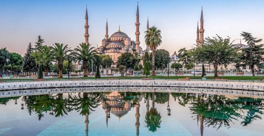 Turkey Muslim Tour Package