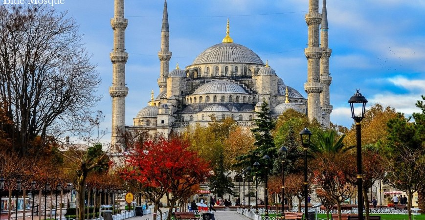 Blue Mosque Istanbul Guided Tours