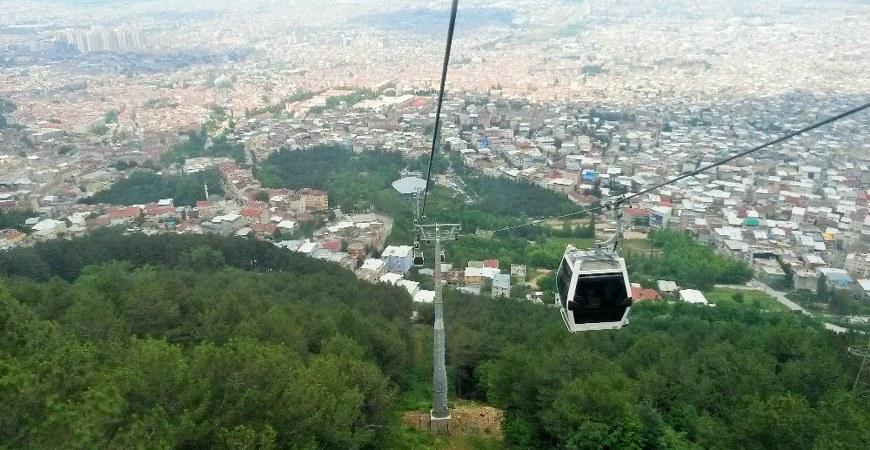 Bursa Day Tour From istanbul