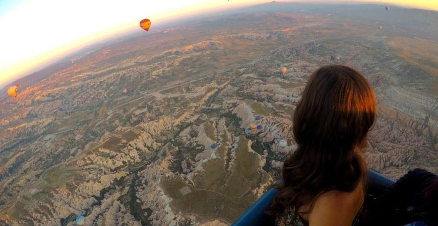ballooning in cappadocia safety