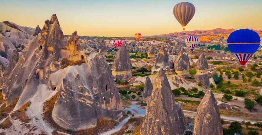 Cappadocia Tours from Adana Incirlik Air Base