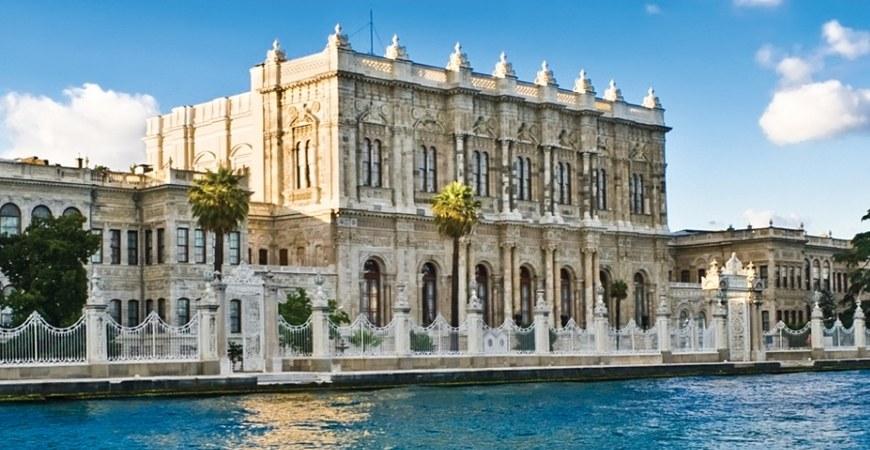 Bosphorus Cruise Tours in Istanbul