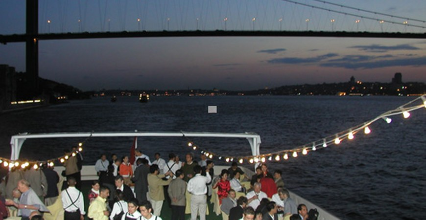 Bosphorus Dinner Cruise