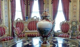 Dolmabahce Palace Museum Tours
