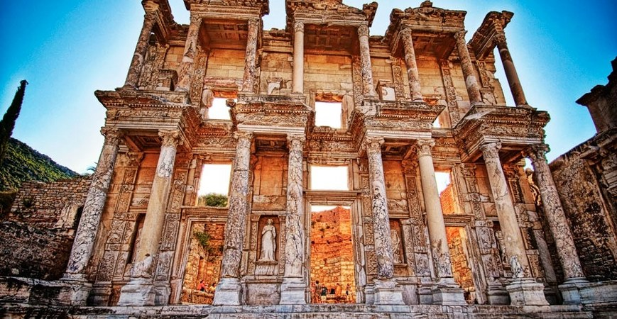 Ephesus and Pamukkale Tours from Ankara
